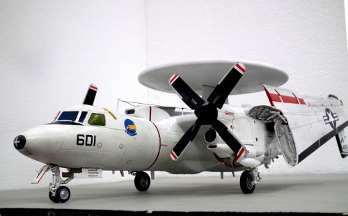 E-2C Hawkeye 148th scale