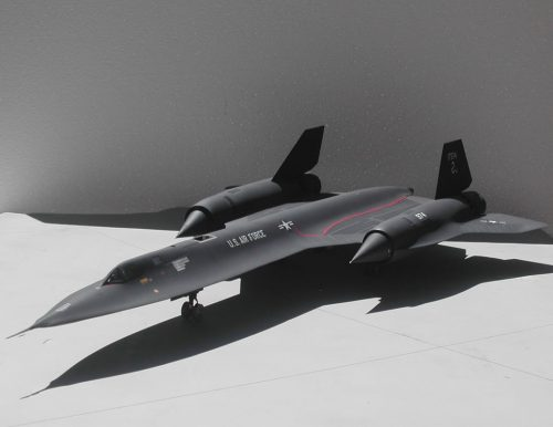SR-71 48th Scale