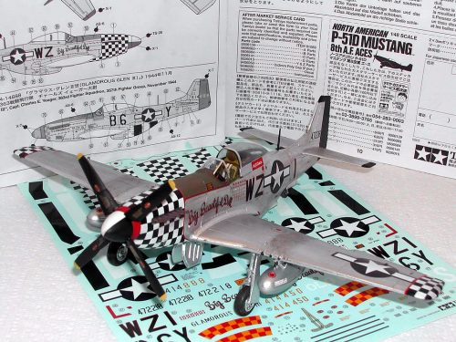 BIG BEAUTIFUL DOLL P-51
