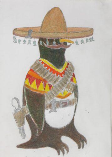 Pancho Penguin
